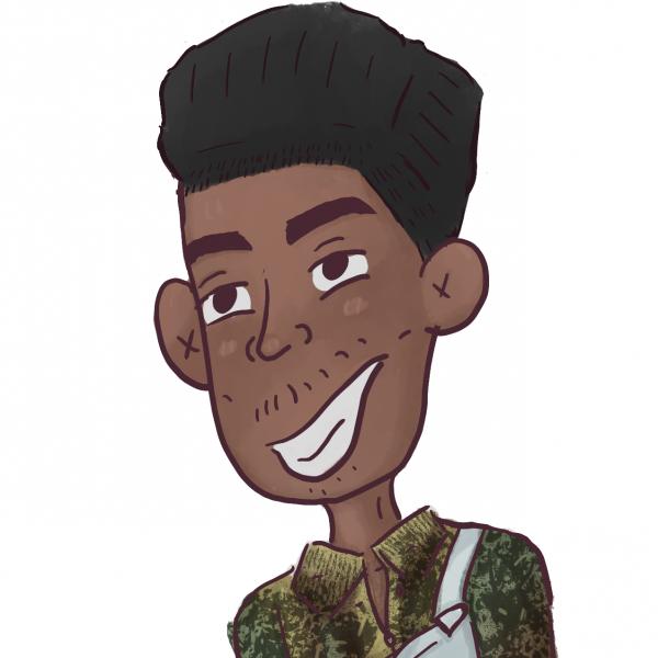 Fresh Prince of Bel Air Portrait
