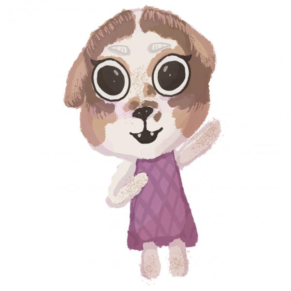 Harper Animal Crossing