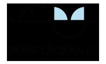 Skärfläckan ABs logotyp