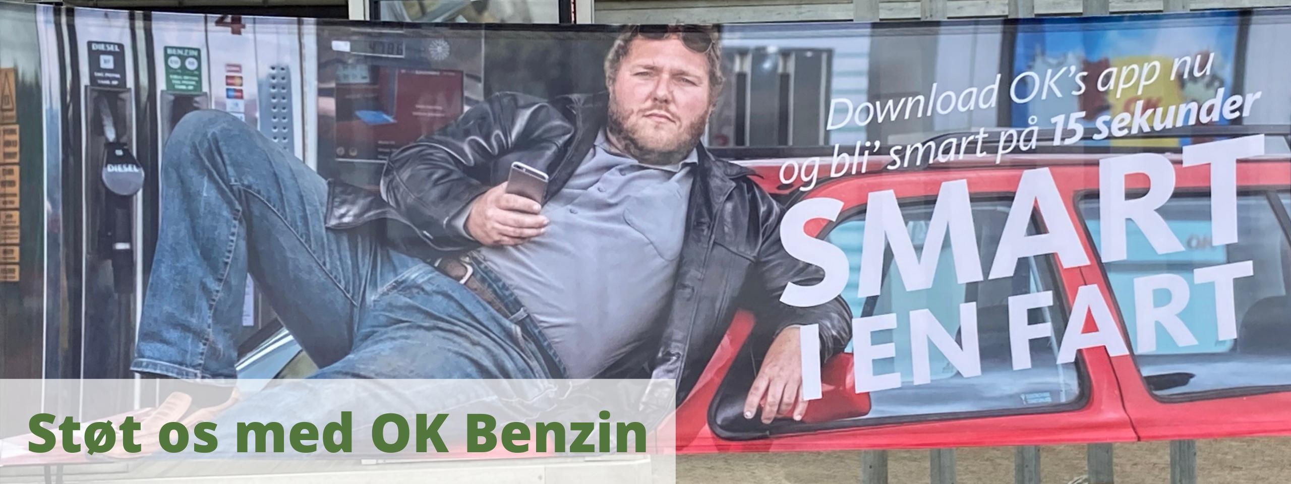 Støt Busbjerg Spillene med OK Benzin