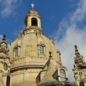 Tagesfahrt nach Dresden um Frauenkirchen zu besichtigen