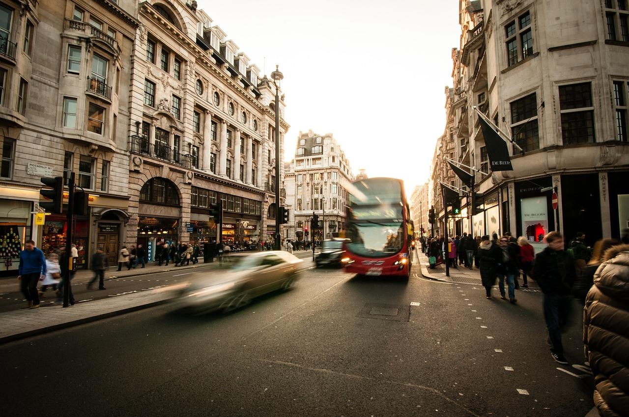Hohe Verkehrssicherheit bei Reisebussen