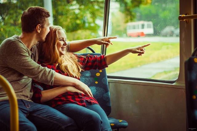 Klassenfahrt mit Busfahrer