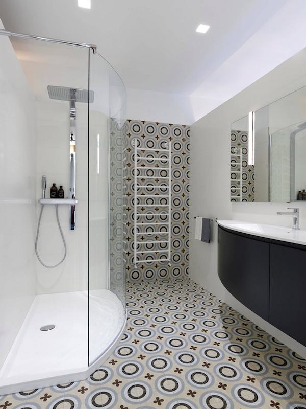 Plombier Bruxelles Rénovation salle de douche