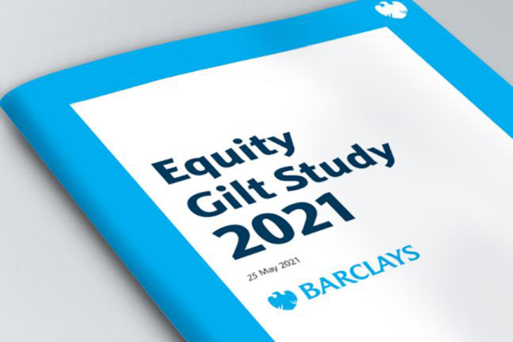 2021 Equity Gilt Study - Barclays Research