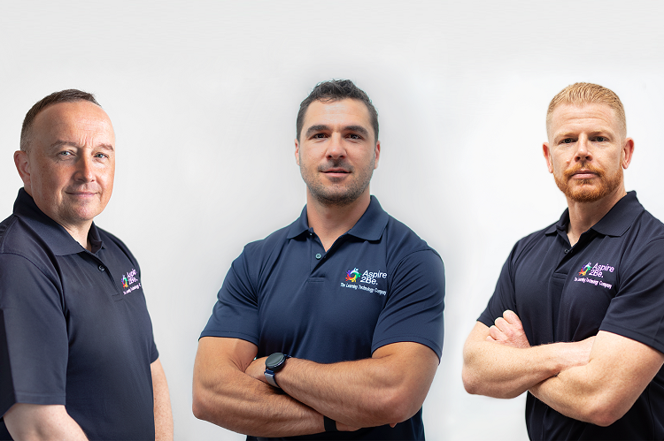 Aspire 2Be - Simon Pridham, Andries Pretorious, Matt Smith Aspire 2Be