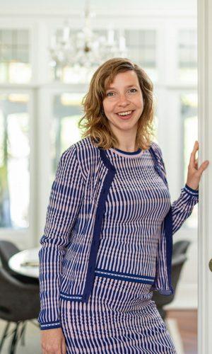 Marleen Strien, oprichter van het netwerk voor startende ondernemers