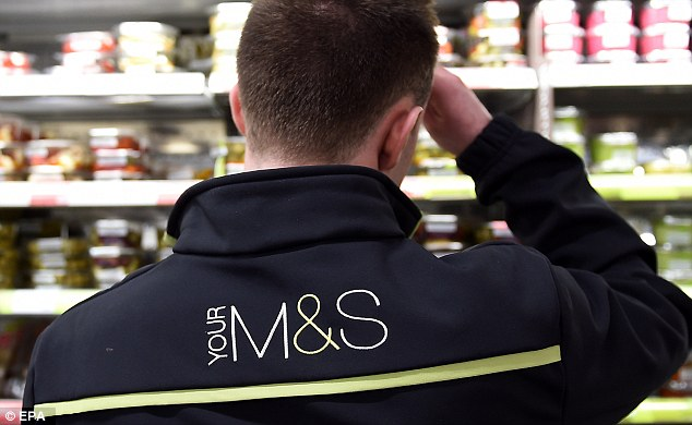 The City is scratching its head as it digests details of a  joint venture between M&S and Ocado