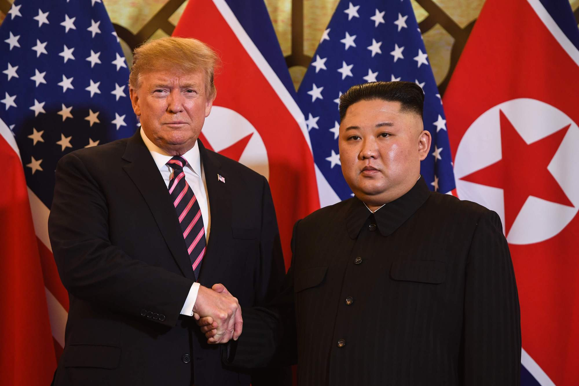 donald trump kim jong un vietnam summit