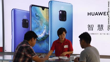 Huawei is crushing Apple in China, and the US is partly to blame