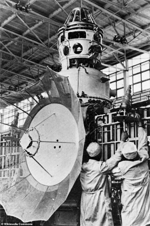 Soviet probe Kosmos 482. Itlaunched in 1972 and was destined to land on the surface of Venus before the mission failed is expected to crash land on Earth this year
