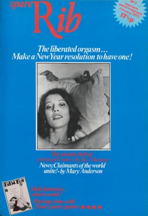 Spare Rib issue 7 from January 1973