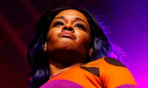'Key source of information' … Azealia Banks.