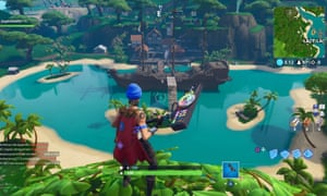 The new galleon is a big draw for players – it's filled with loot and interesting pirate artefacts
