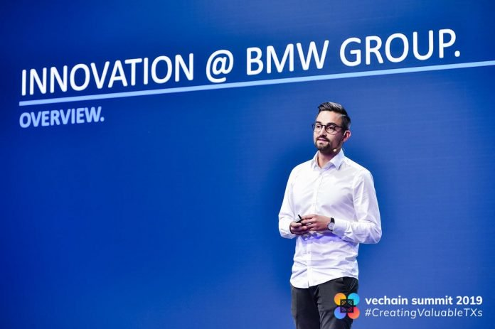 Cihan Albay, Leader of IT Tech Office Singapore, BMW Group Asia, @vechainofficial, Twitter