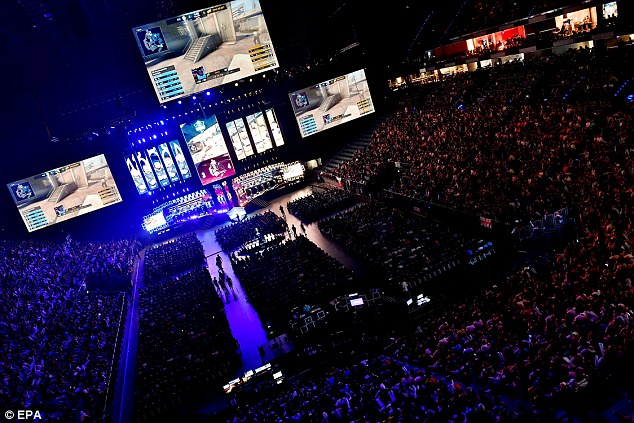 Gfinity provides media and broadcasting services for the burgeoning esports industry
