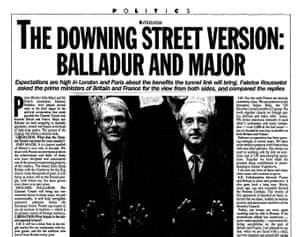 The Guardian, 6 May 1994.