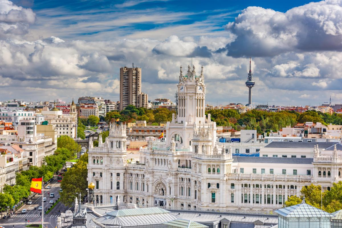 Cheap package holiday deals near Madrid during the