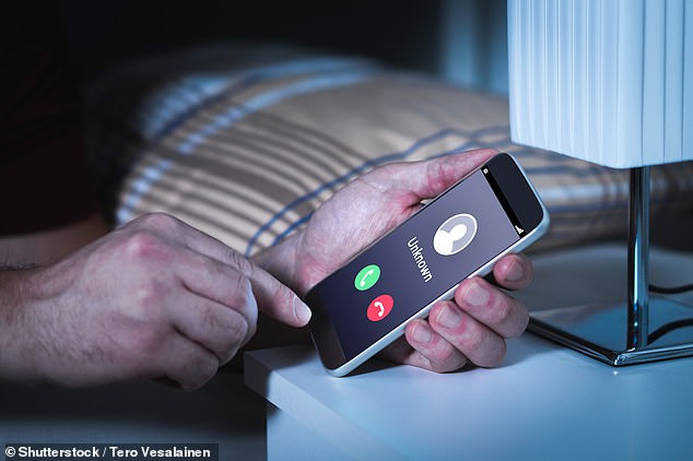 Don't pick up the phone: Text messages or calls from people claiming to be HMRC, Thomas Cook, your energy supplier or your bank could easily be a scam