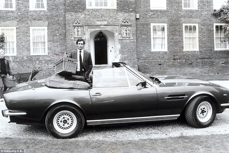 Bond 25 will also mark the return of the 1980s V8 Vantage, which first featured inThe Living Daylights with Timothy Dalton as the Secret Service agent