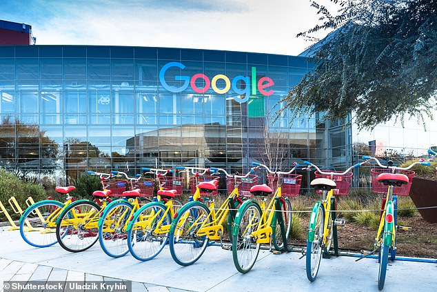 Internet giants Google and Facebook could be forced to share their commercial secrets with the Australian government to promote competition and protect privacy (pictured is Google's headquarters at Mountain View in California)