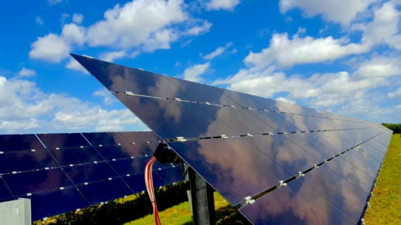 renewable energy and solar in China