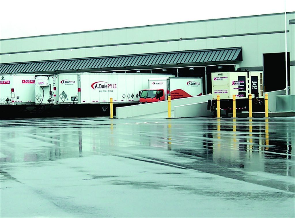 Transportation Firm Relocates To Saco S Mill Brook Business Park Biddeford Journal Tribune Business Fast