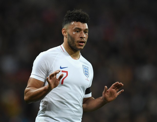 Alex Oxlade-Chamberlain has been recalled to the England squad after fighting back to fitness
