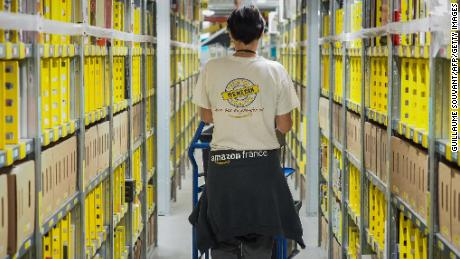 Amazon to pass along costs of France's 'digital services tax'