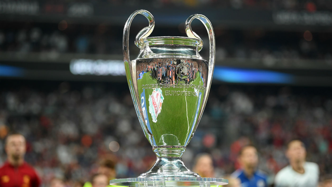 Liverpool are the reigning holders of the Uefa Champions League trophy