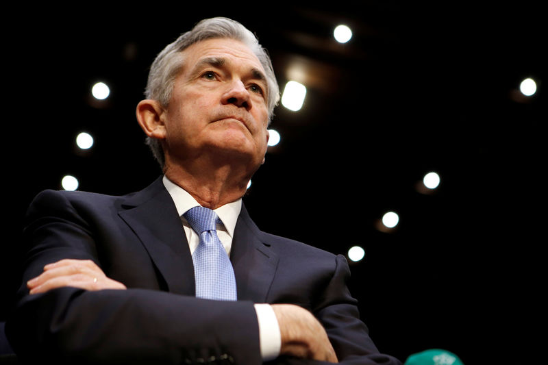 © Reuters.  Fed Likely to Defy History With Rates Steady Through Elections