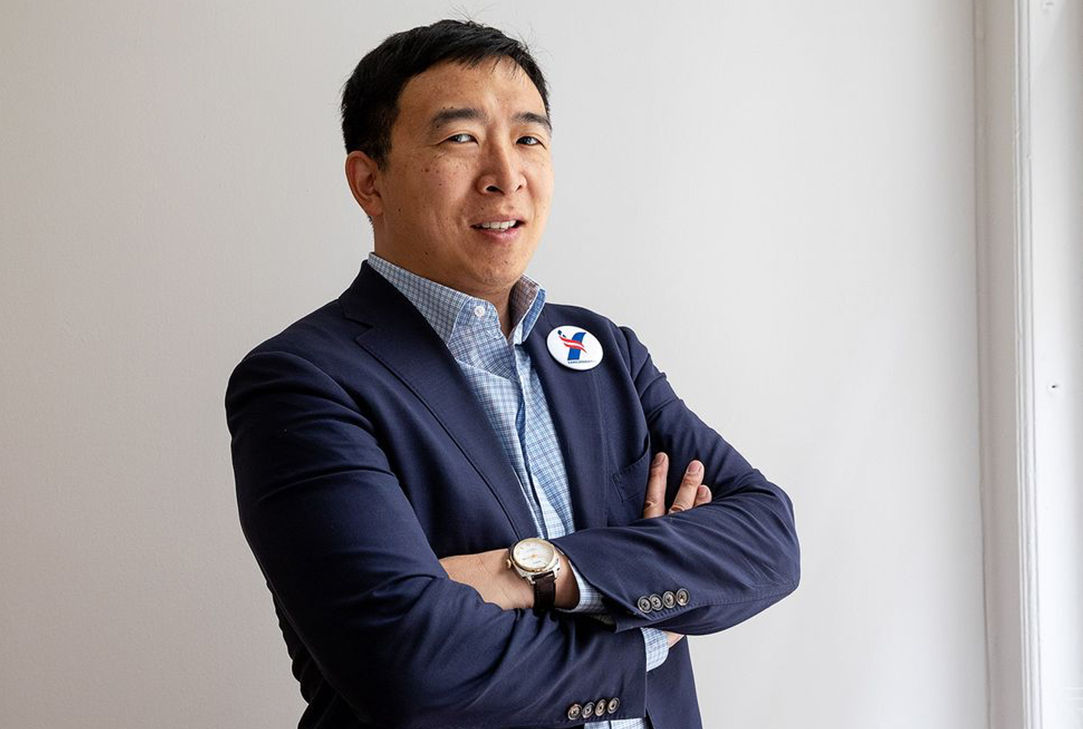 Presidential Candidate Andrew Yang Discusses His Plan for Cryptocurrencies