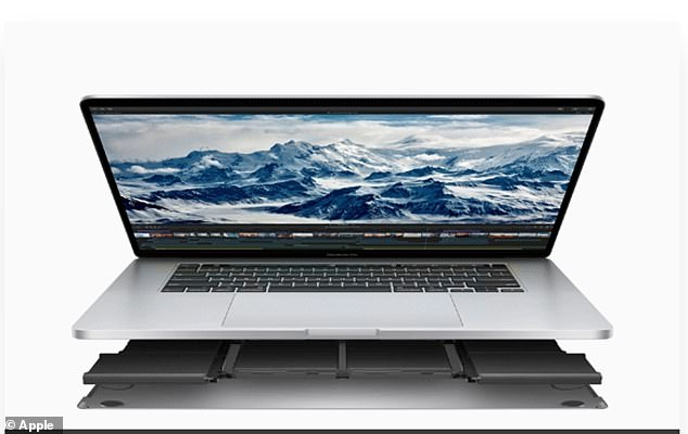 The new MacBook Pro is the largest model Apple has released yet