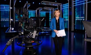 ITV's Julie Etchingham will host tonight's debate between Johnson and Corbyn in front of a studio audience.