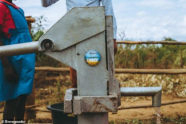 Brewgooder¿s numerous projects in Malawi, which include well rehabilitation, new borehole constructions, sanitation systems and water mapping