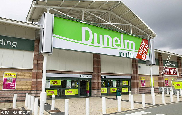 Bucking the trend: Sales are doing so well at Dunelm that it expects to make higher profits than forecast this year
