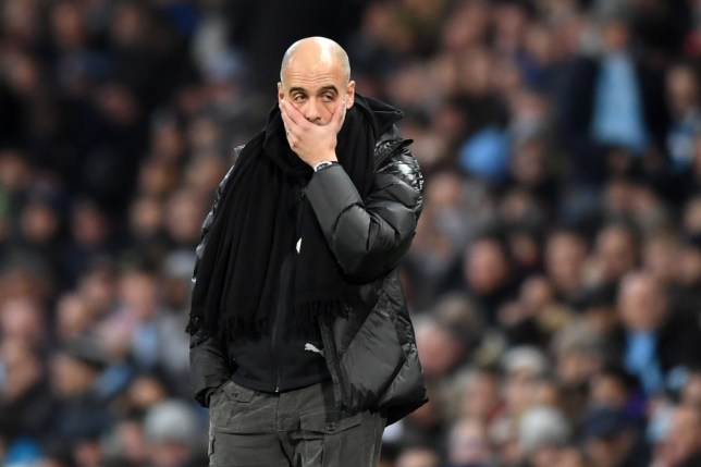 Pep Guardiola's side travel to Arsenal in the Premier League this weekend