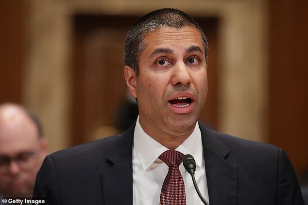 FCC chairman Ajit Pai says $1billion from the new 5G Fund will be earmarked to specifically cover areas used by agriculture industry workers