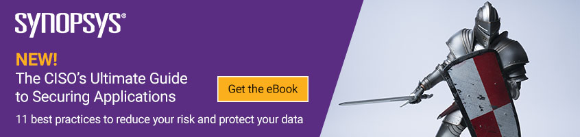 Get the eBook: CISO's Ultimate Guide to Securing Applications