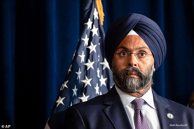 New Jersey attorney general Gurbir S. Grewal told the state's prosecutor's to stop using Clearview AI, private facial recognition software that he worried might compromise the integrity of the state's investigations