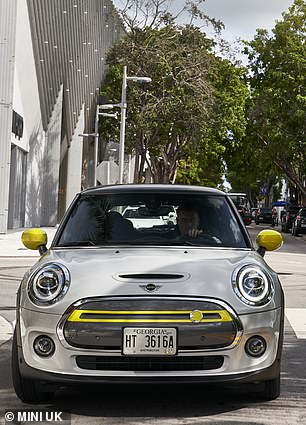 The Mini Electric launch was hosted in the Sunshine State in a bid for guaranteed good weather. It didn't go to plan