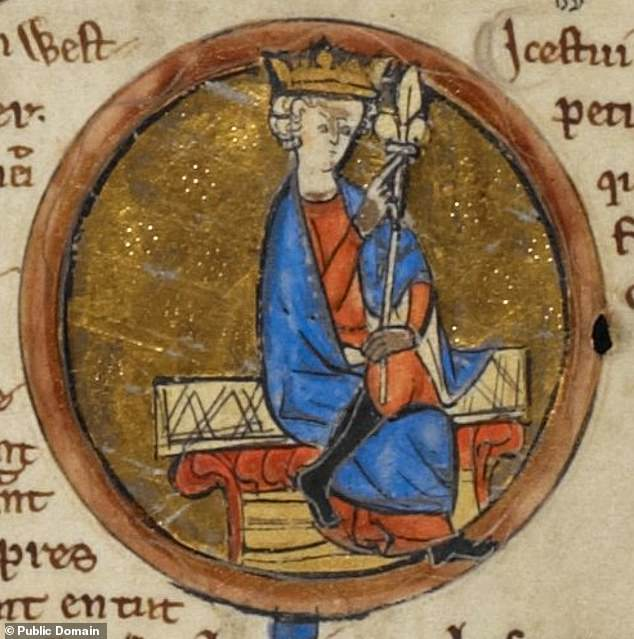 According to the historical record, London fell to the Wessex King Ecgberht (pictured) as a result of the outcome of the Battle of Ellendun in 825 AD. However, Mr Hall's coin proves that Mercia still retained London in 826 AD