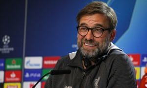 Jürgen Klopp is aiming for another Champions League title.