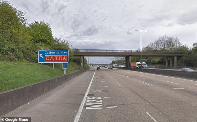Hold it in motorway stretches: Analysis of distances between service stations have revealed the routes with the longest sections without a dedicated location to pull over to stretch the legs, grab a snack and take a bathroom break
