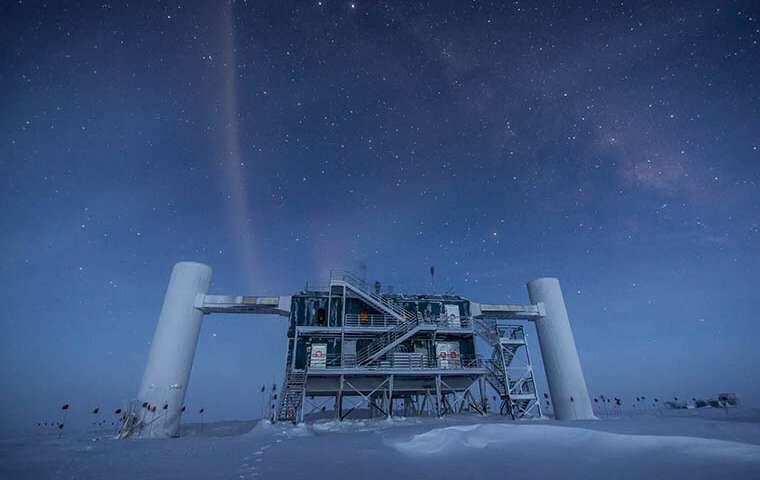 Ultra-high energy events key to study of ghost particles