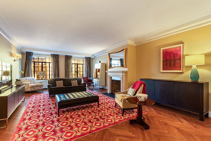 Two-bedroom apartment next to Central Park, $3.495m, through Brown Harris Stevens