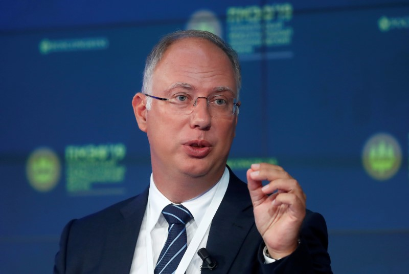 © Reuters. FILE PHOTO: Kirill Dmitriev, chief executive of Russian Direct Investment Fund