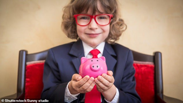 Juicy pig: The new Jisa allowances mean more money can be salted away for your children