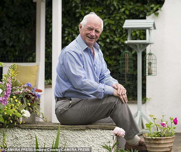 On the Ball: Johnny believes his best money decision was buying his Buckinghamshire home, now worth £1.5 million