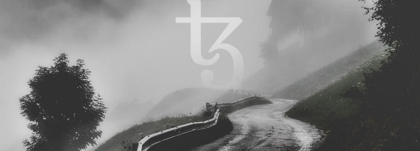 Tezos sees fundamental growth, but the XTZ price chart is showing technical weakness